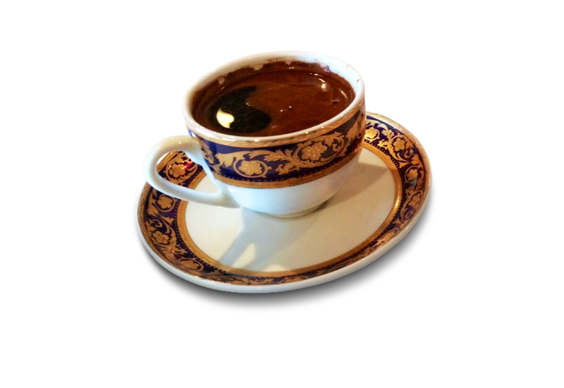 Turkish-Coffee-and-Baklava