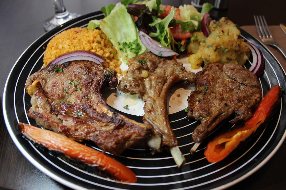 Restaurant Grillades Au Feu De Bois Paris